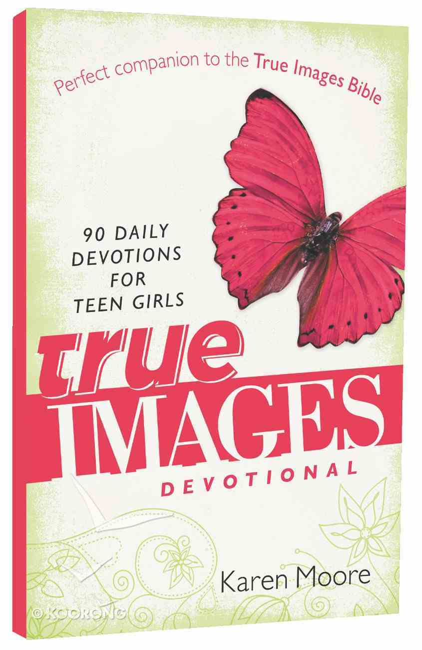 True Images Devotional Paperback