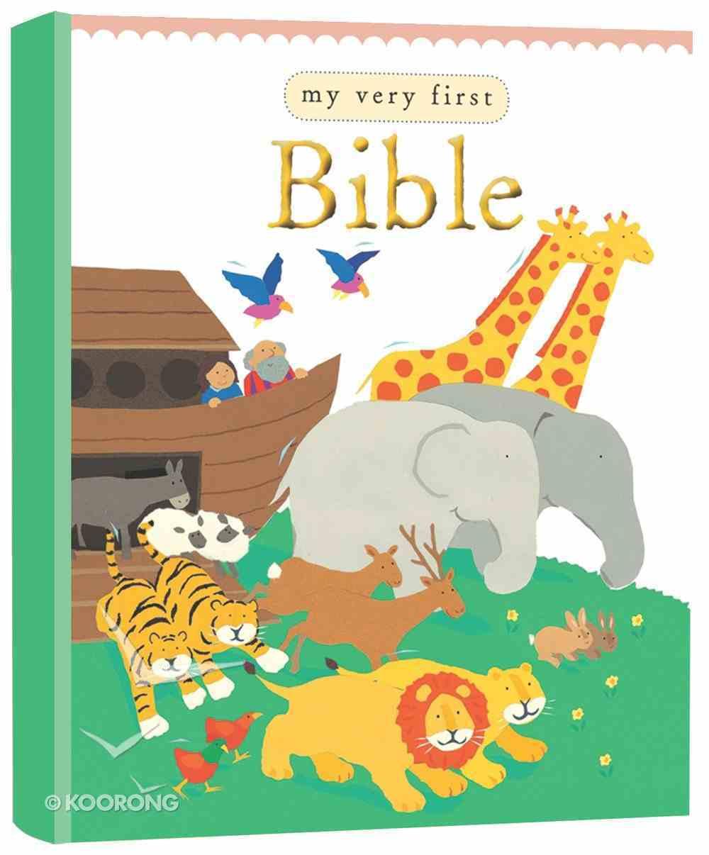 My Very First Bible (Mini Edition) Hardback