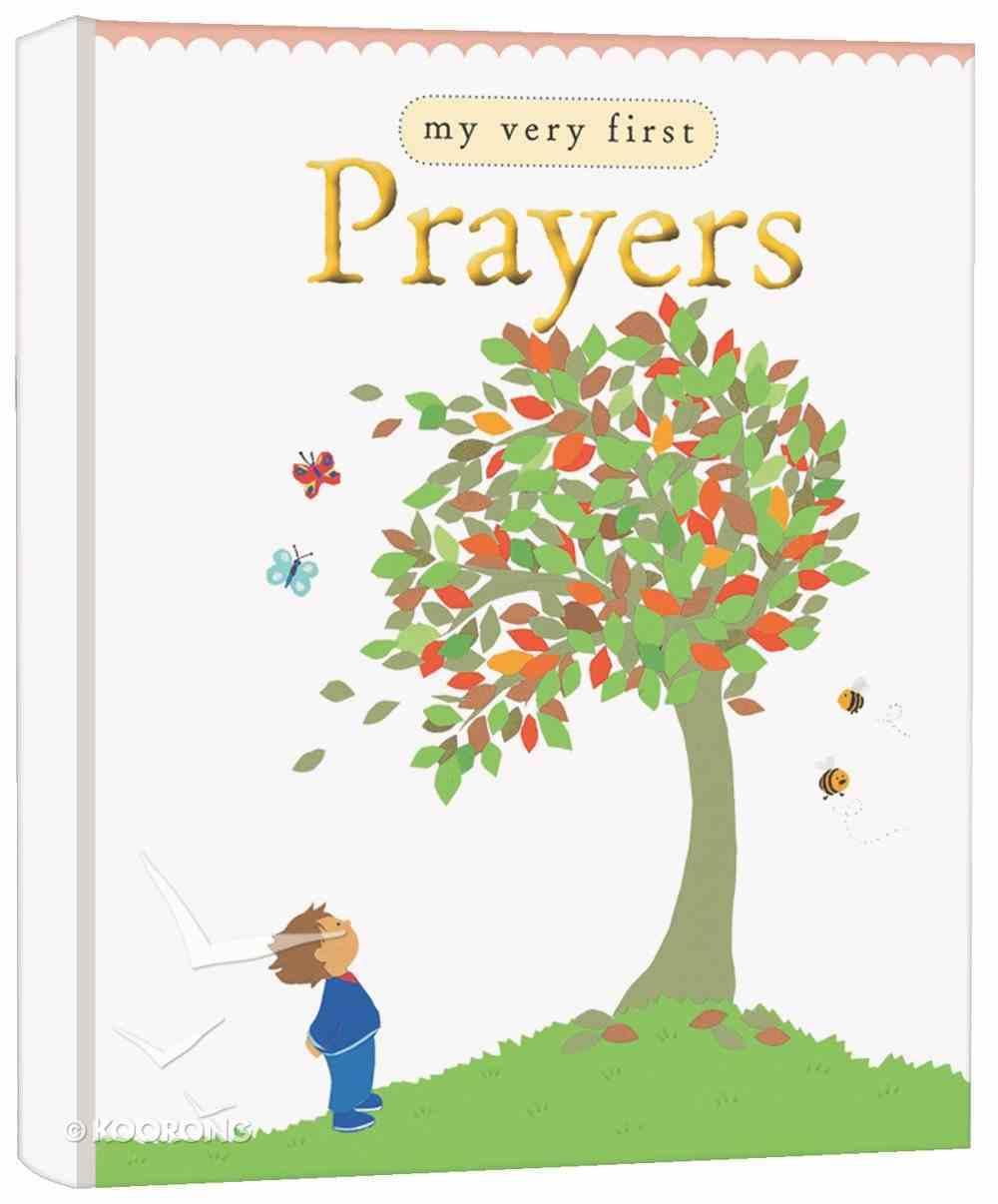 My Very First Prayers (Mini Edition) Hardback