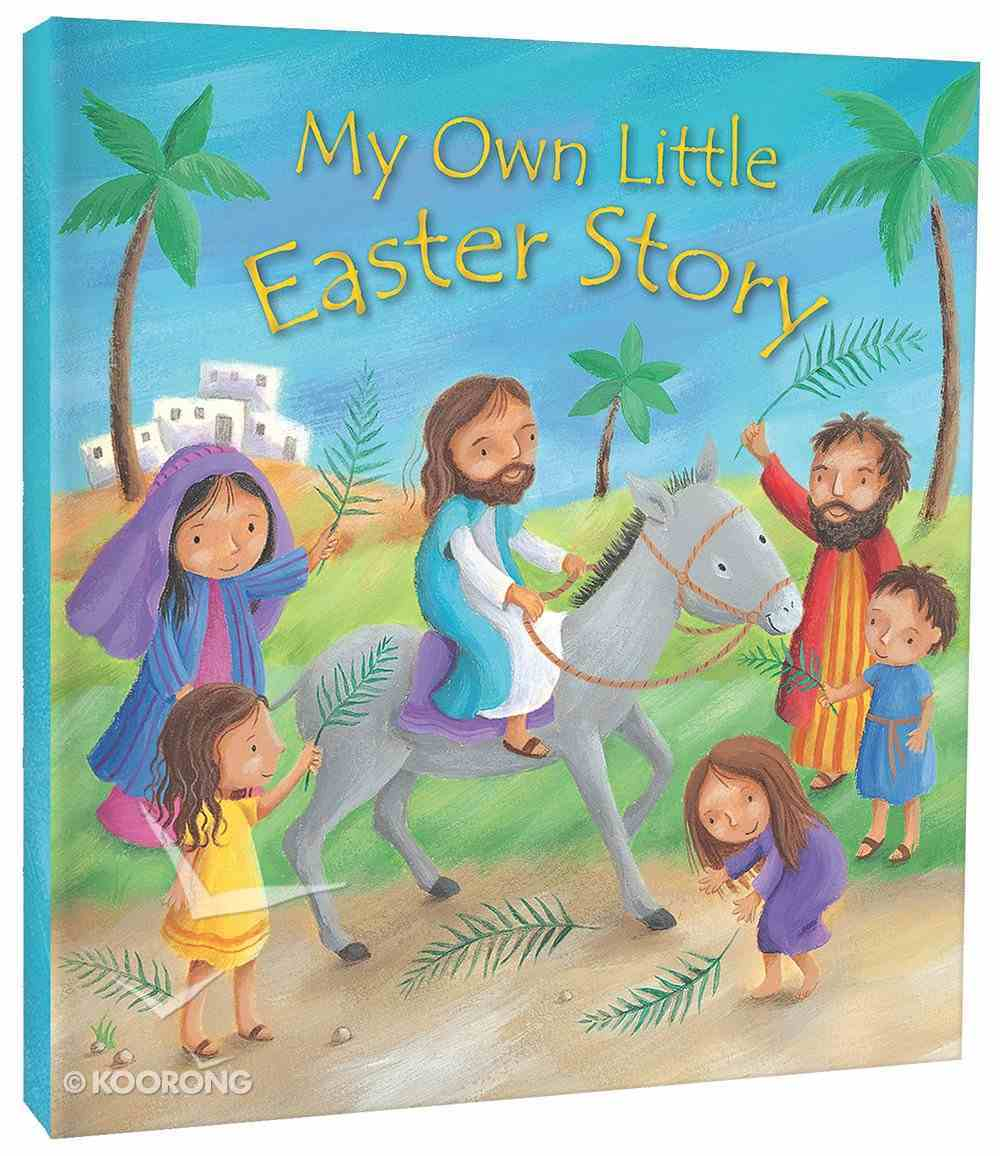My Own Little Easter Story Hardback