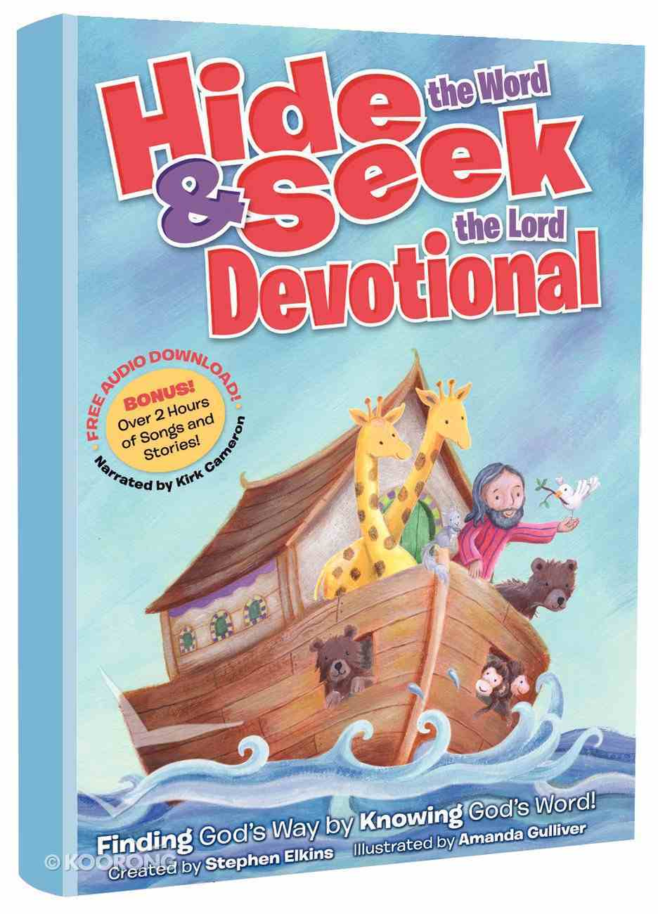 Hide the Word & Seek the Lord Devotional Hardback
