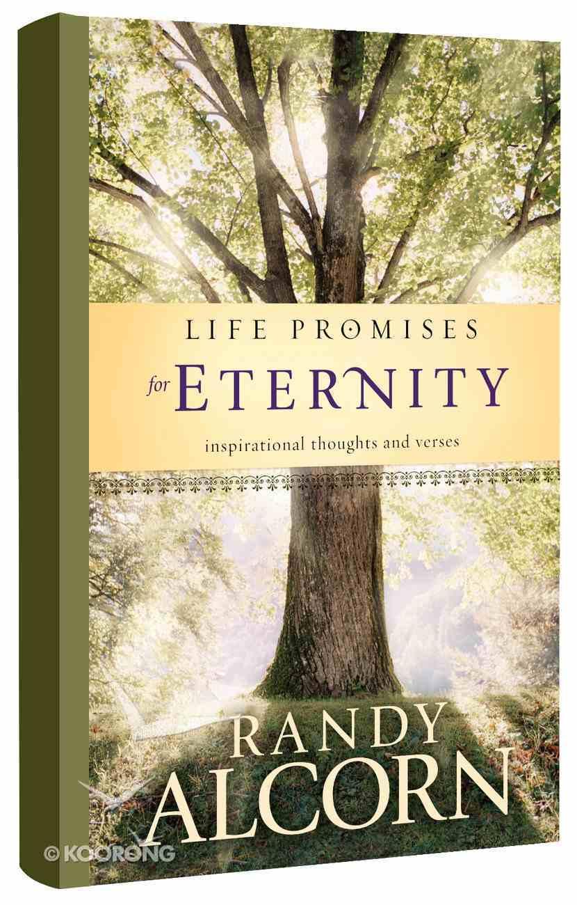 Life Promises For Eternity (NLT) (Life Promises Series) Hardback