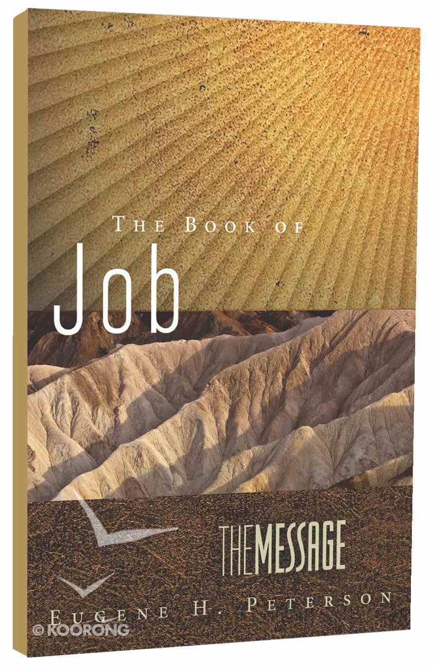 Message Job Paperback