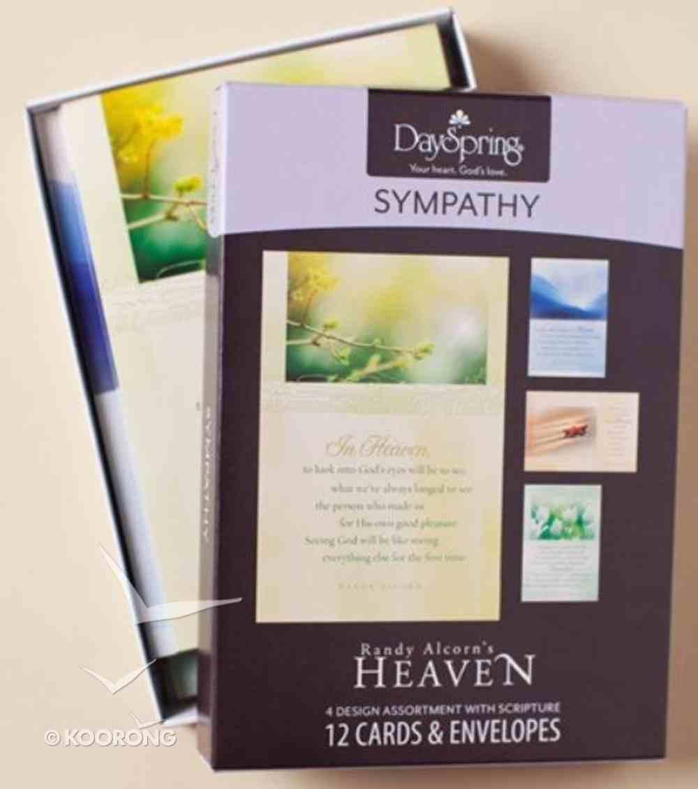 Boxed Cards Sympathy: Heaven By Randy Alcorn Box