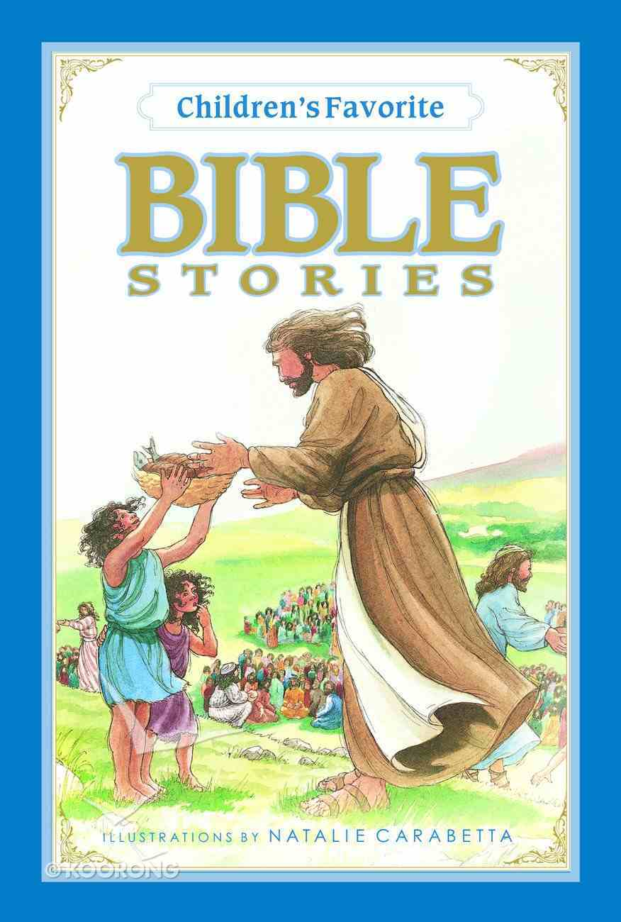 ICB Children's Favorite Bible Stories eBook