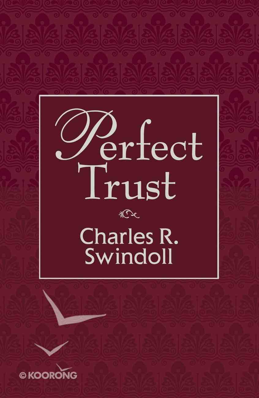 Perfect Trust eBook