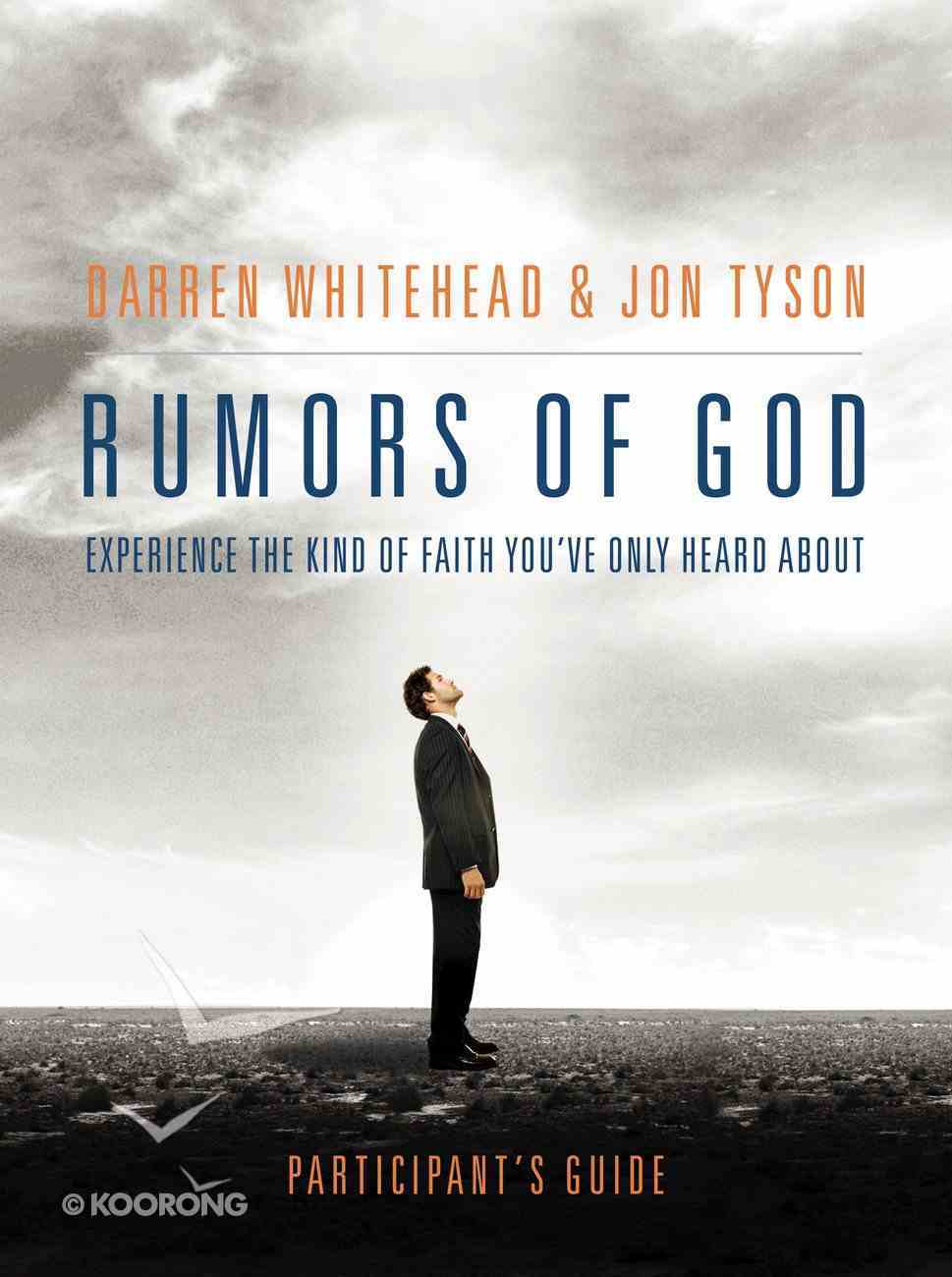 Rumours of God (Participant's Guide) eBook