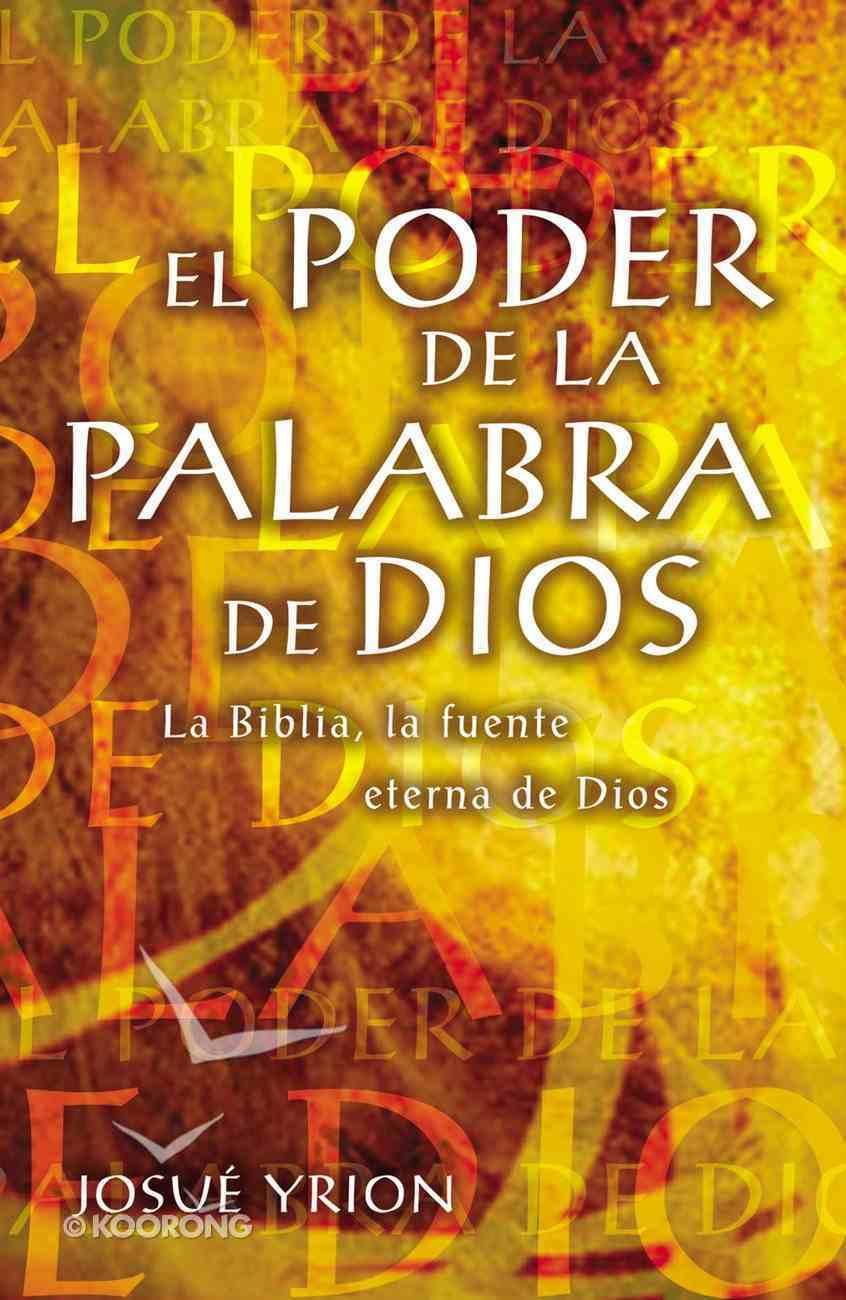 El Poder De La Palabra De Dios (Spa) eBook