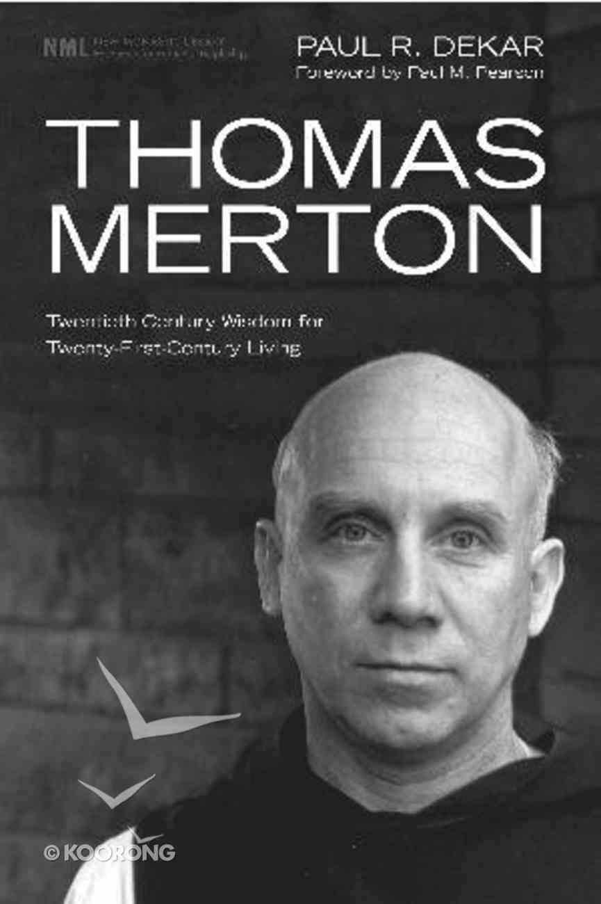 Thomas Merton eBook