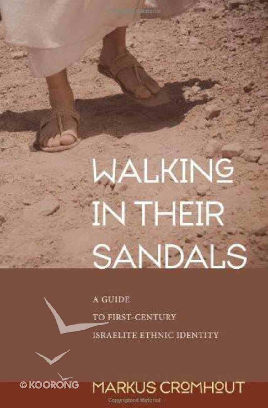 Walking in Their Sandals eBook