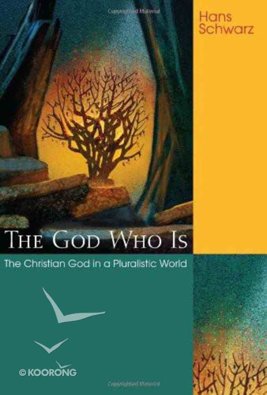 The God Who is eBook