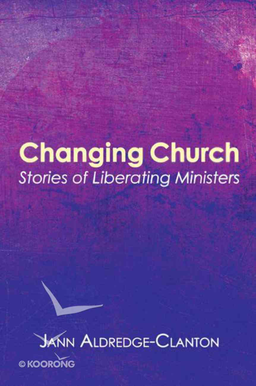 Changing Church eBook