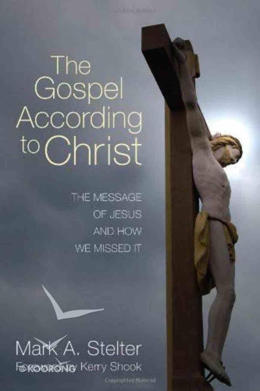 The Gospel According to Christ eBook