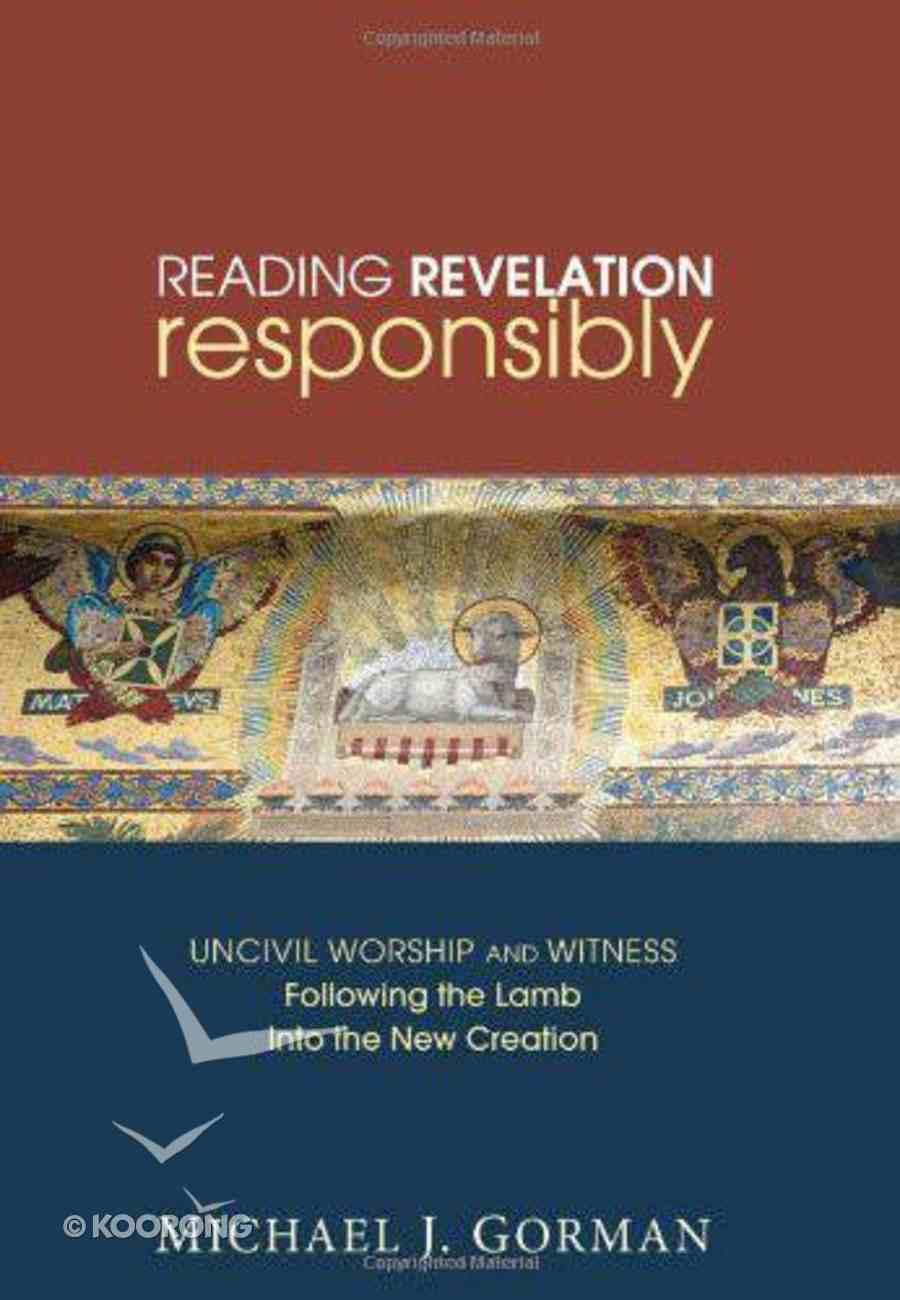Reading Revelation Responsibly eBook