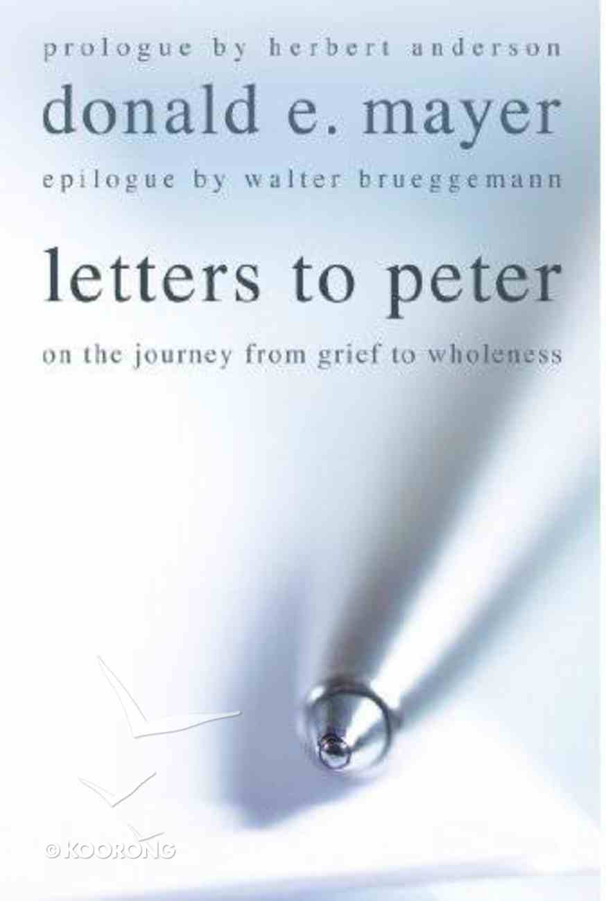 Letters to Peter eBook