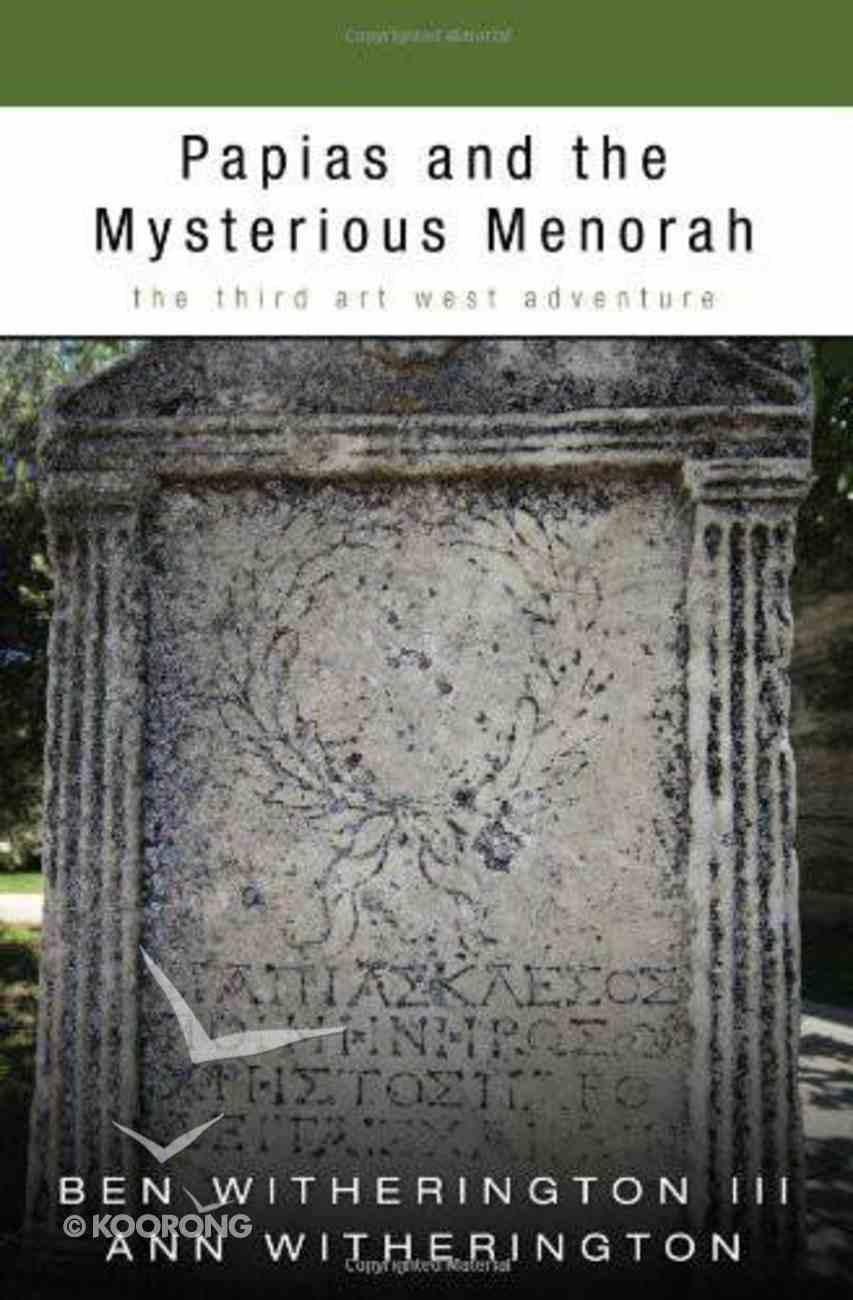 Papias and the Mysterious Menorah eBook