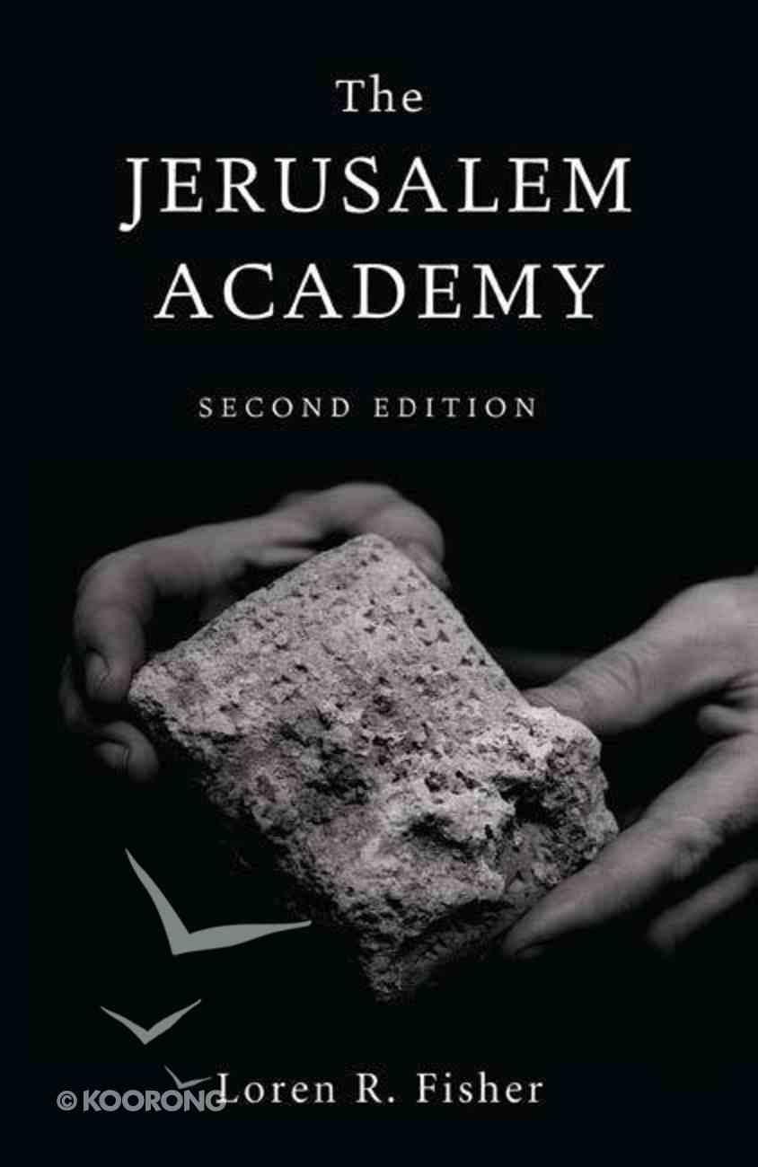 The Jerusalem Academy (Second Edition) eBook