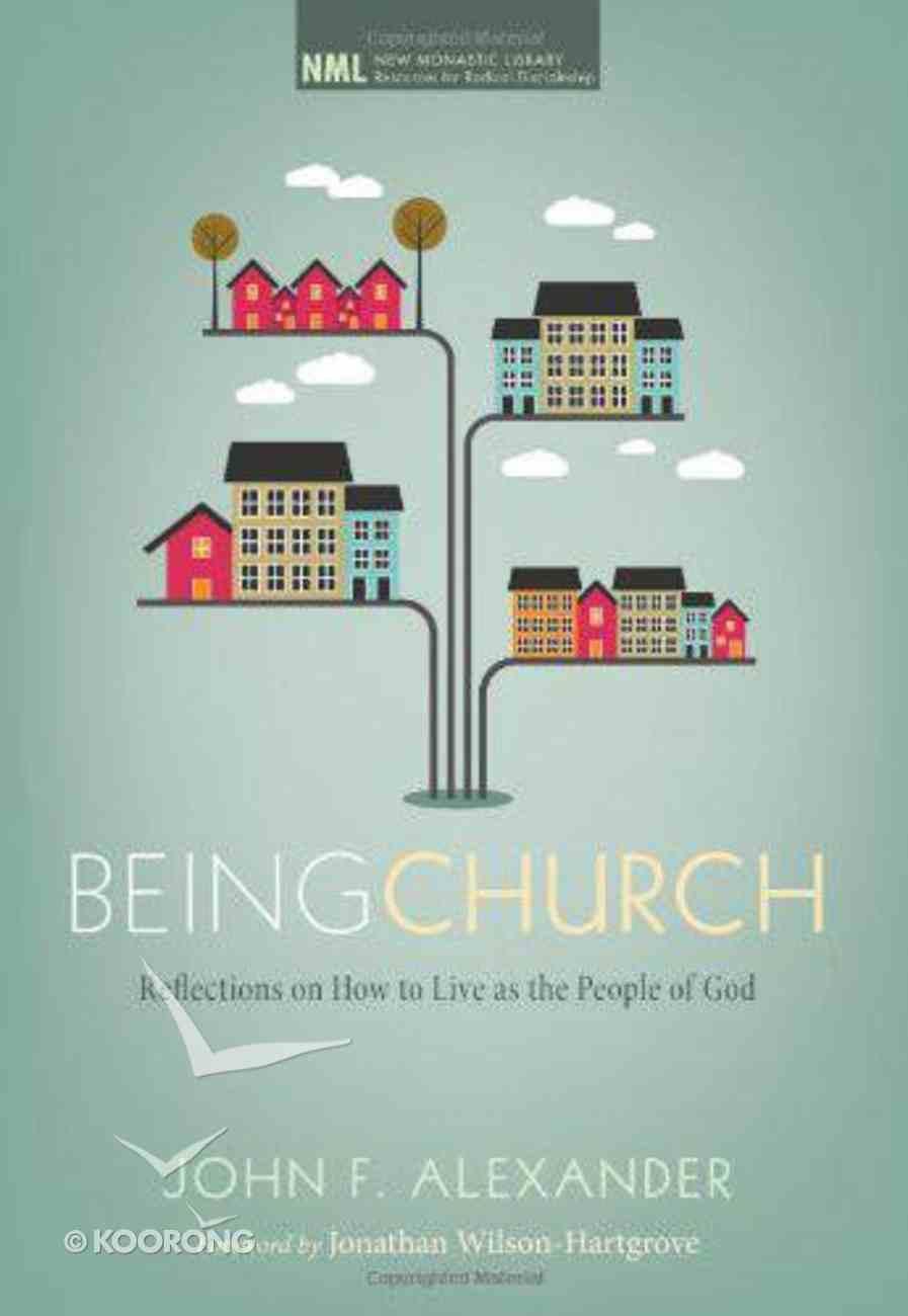 Being Church eBook