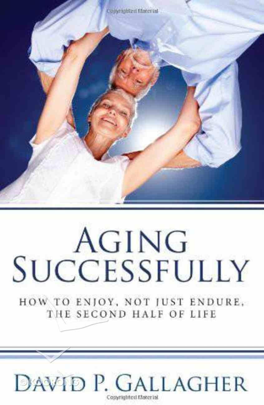 Aging Successfully eBook
