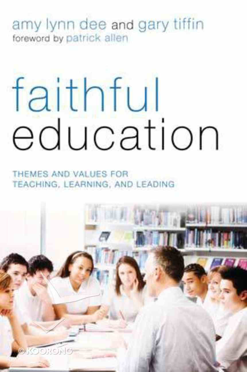 Faithful Education eBook