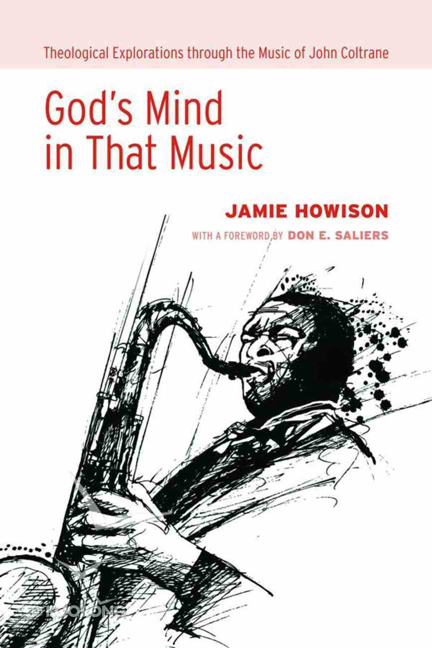 God's Mind in That Music eBook
