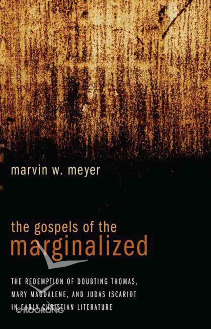 The Gospels of the Marginalized eBook