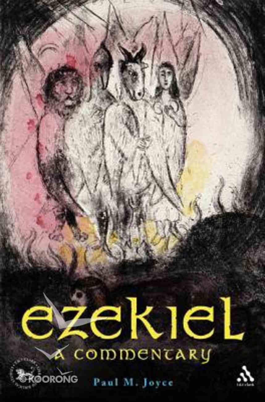 Ezekiel: A Commentary Hardback