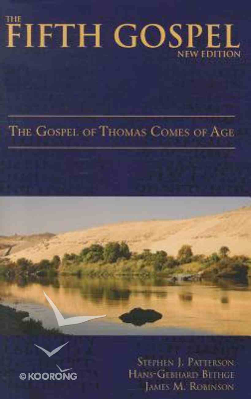 The Fifth Gospel (New Edition) Paperback