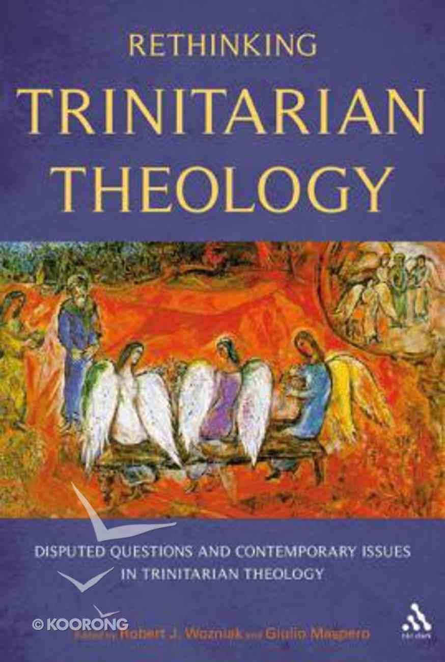 Rethinking Trinitarian Theology Hardback