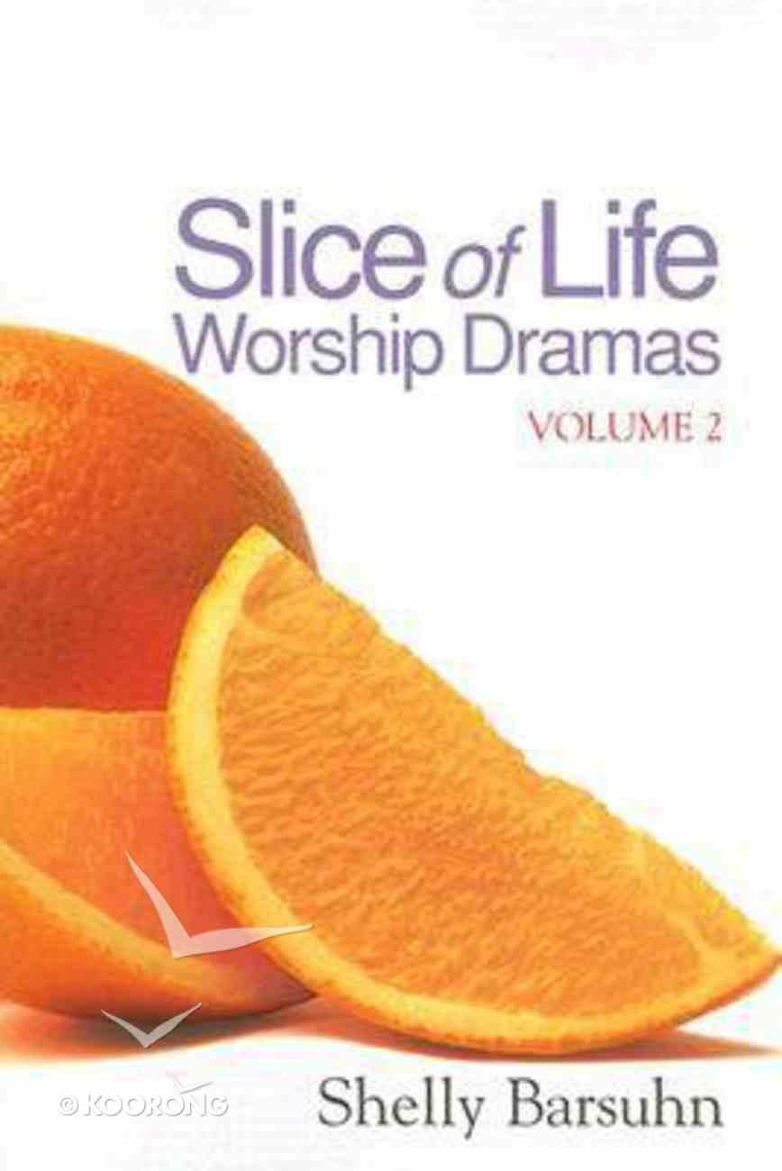 Slice of Life Worship Dramas (With DVD) (Volume 2) Paperback