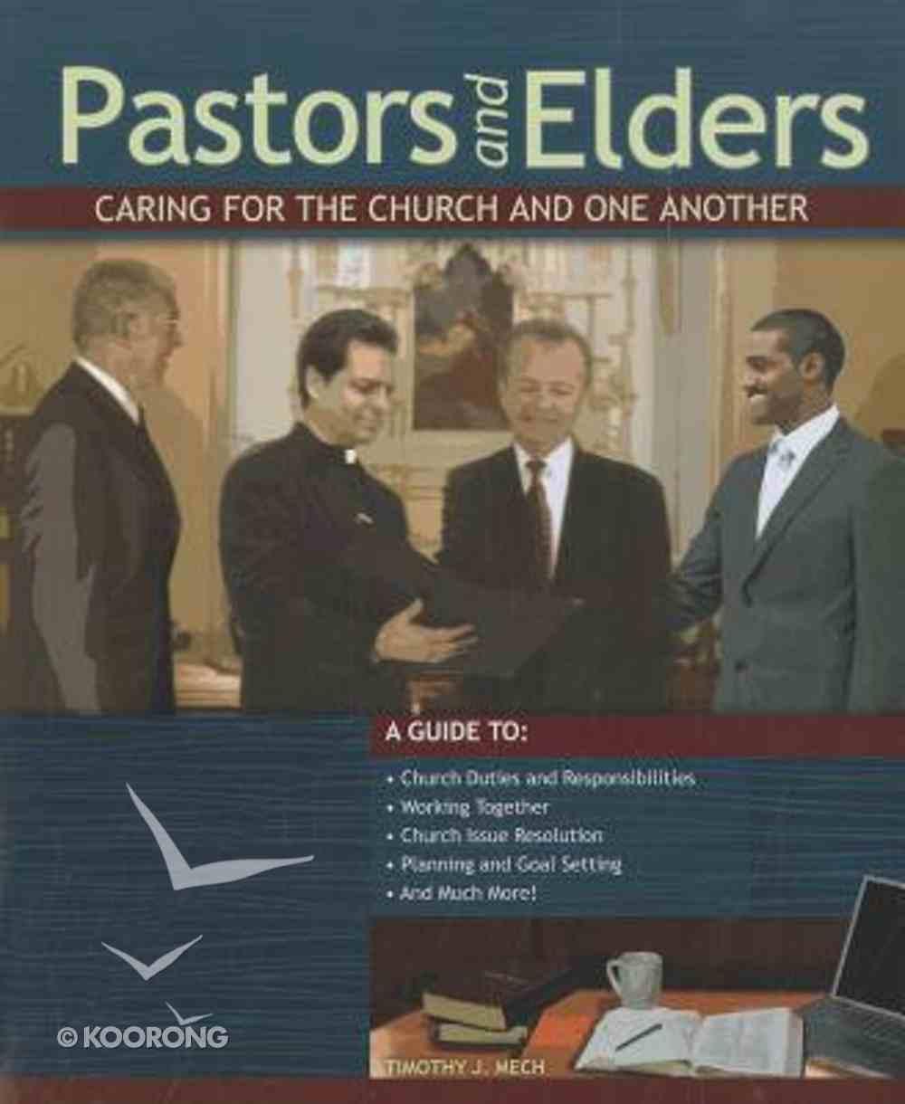 Pastor's and Elders Paperback