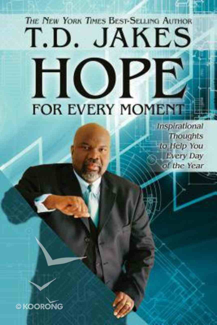 Hope For Every Moment Paperback