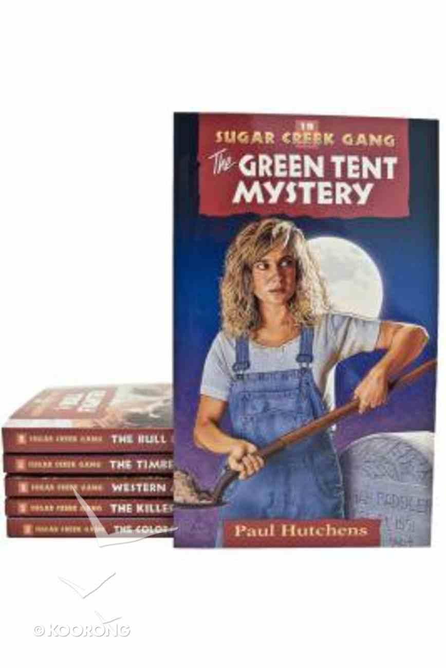 Volumes 19-24 (Sugar Creek Gang Series) Box