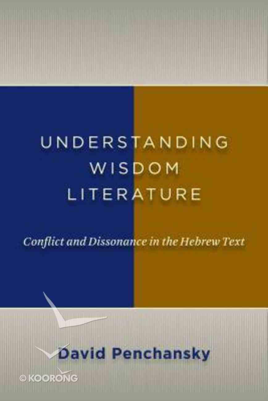 Understanding Wisdom Literature Paperback
