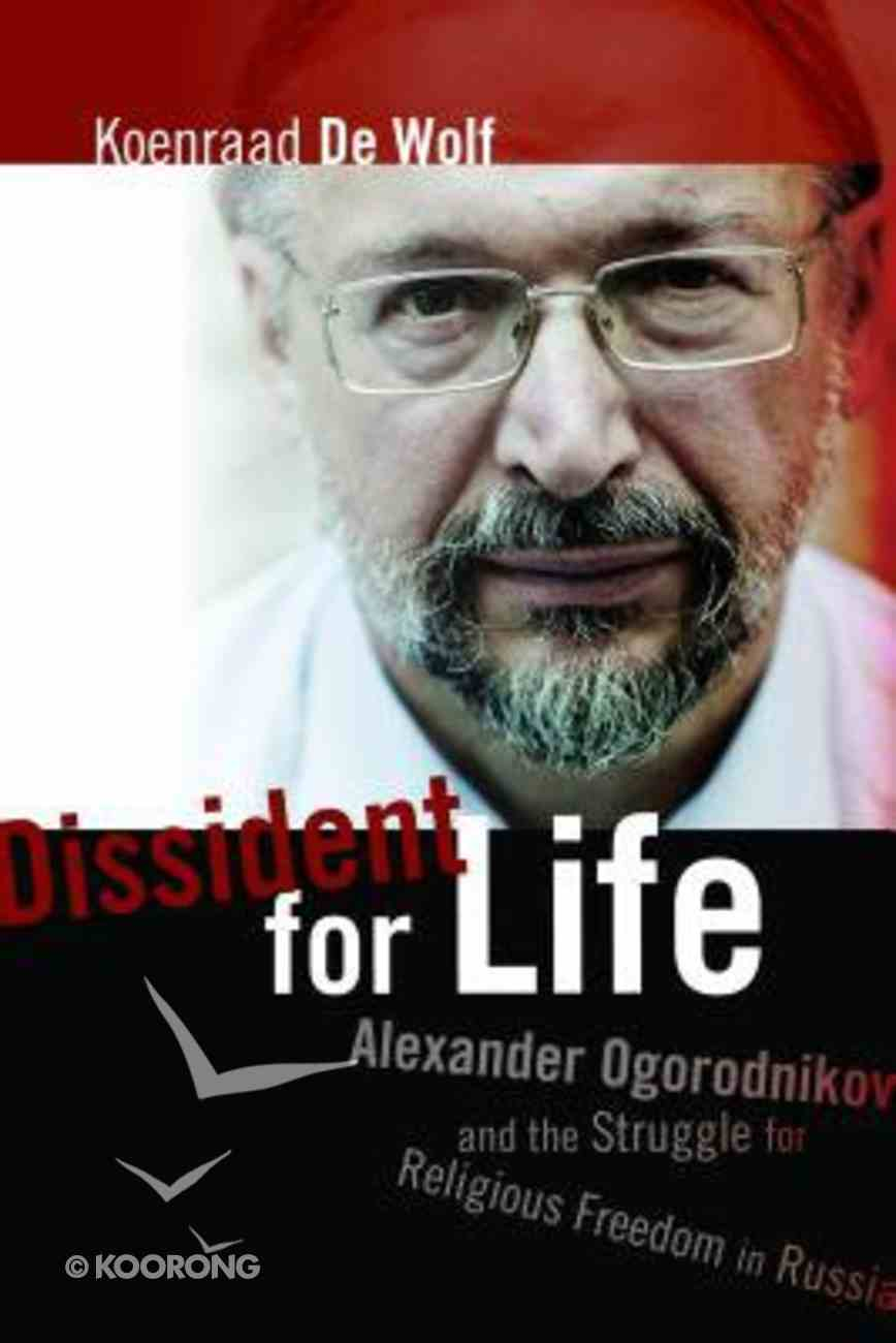 Dissident For Life Paperback