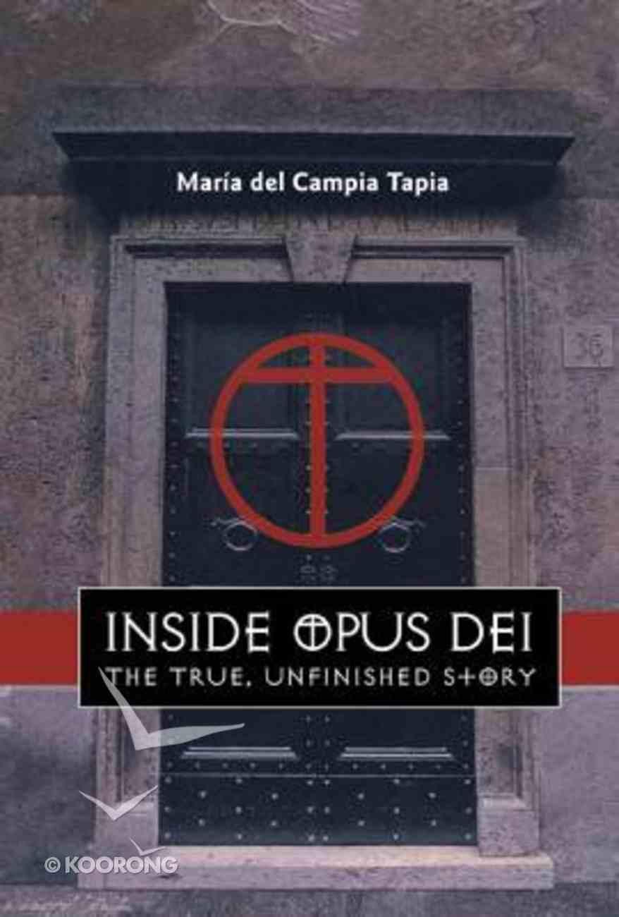 Inside Opus Dei Paperback