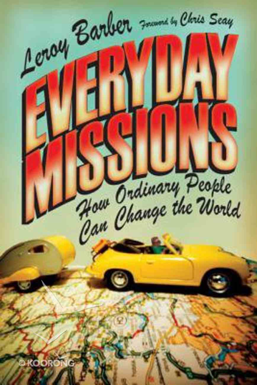Everyday Missions Paperback