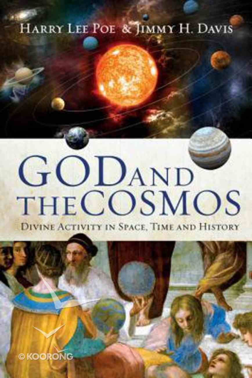 God and the Cosmos Paperback