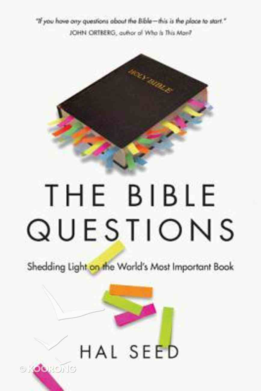 The Bible Questions Paperback