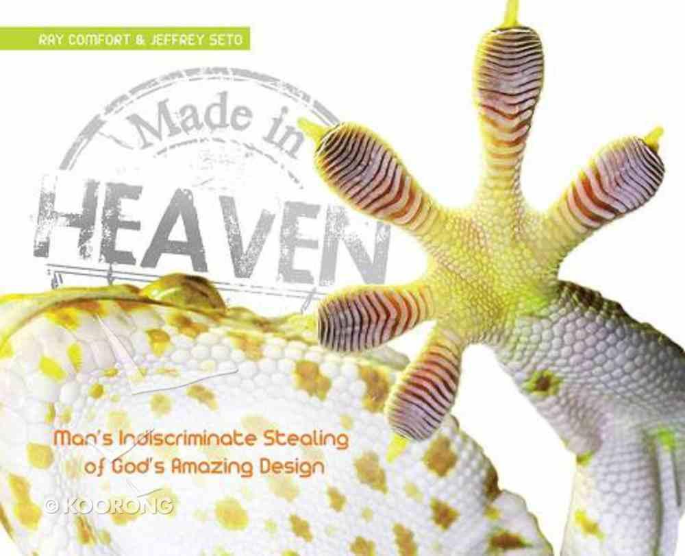 Made in Heaven Hardback