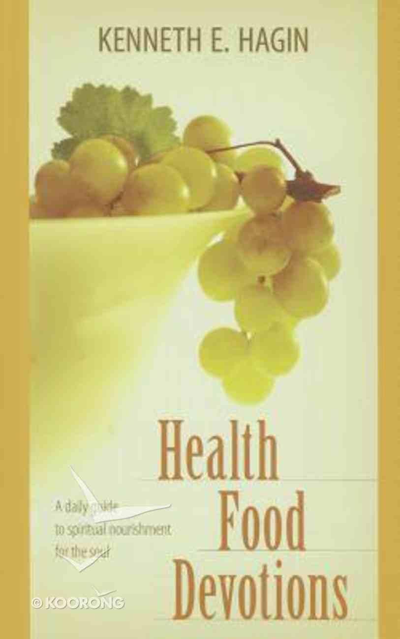 Health Food Paperback