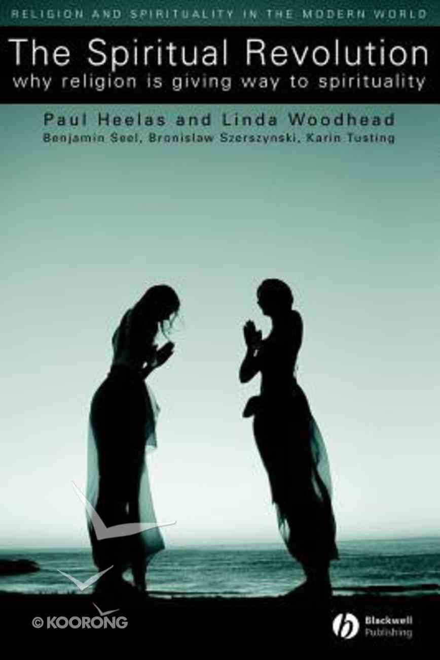 Spiritual Revolution Paperback