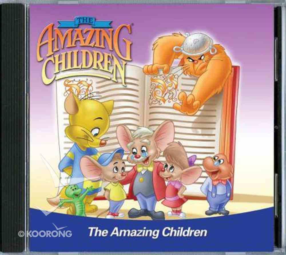 Amazing Bible: The Amazing Children CD