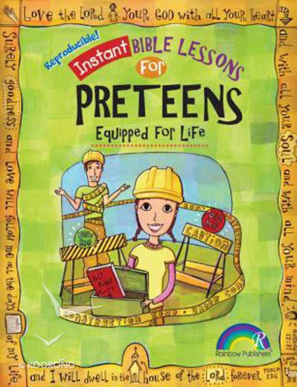 Equipped For Life (Ages 10-12) (Instant Bible Lessons Series) Paperback