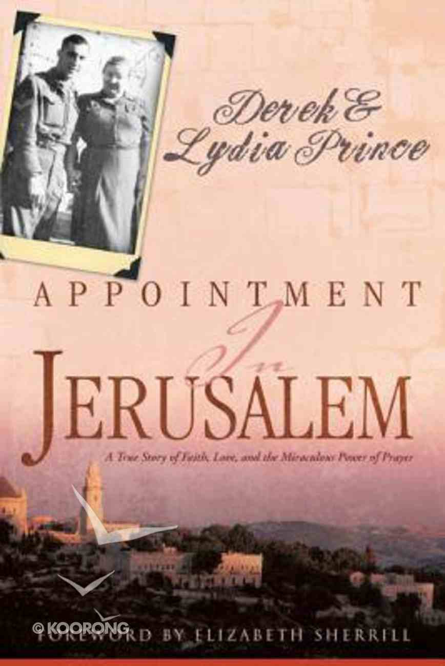 Appointment in Jerusalem Paperback