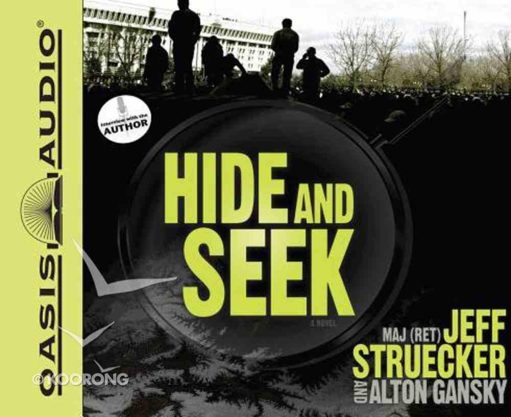 Hide and Seek (Unnabridged, 8 Cds) CD