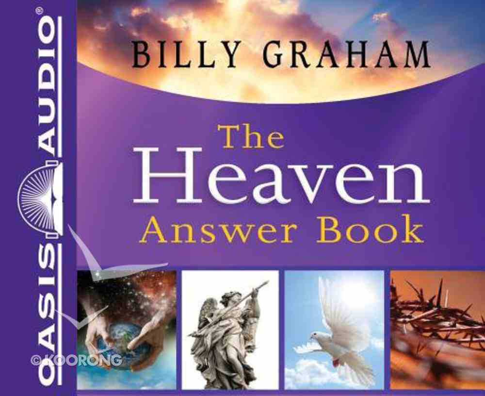 The Heaven Answer Book (Unabridged, 3 Cds) CD