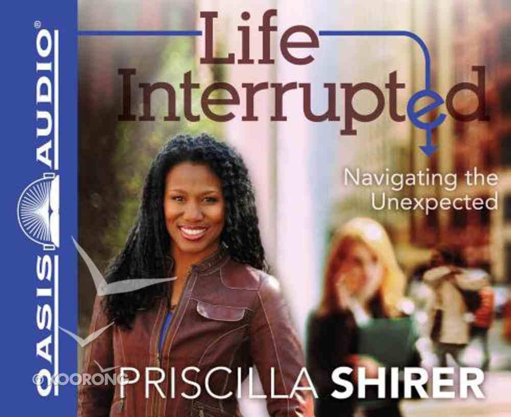 Life Interrupted (Unabridged, 6 Cds) CD