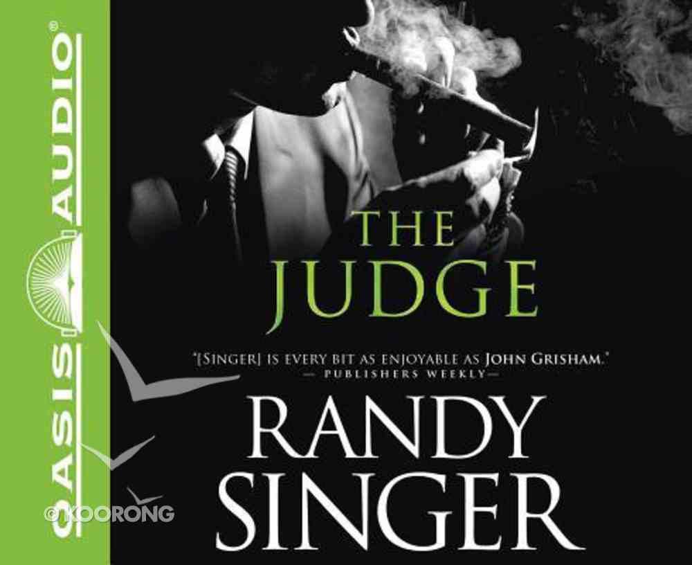 The Judge (Unabridged, 10 Cds) CD