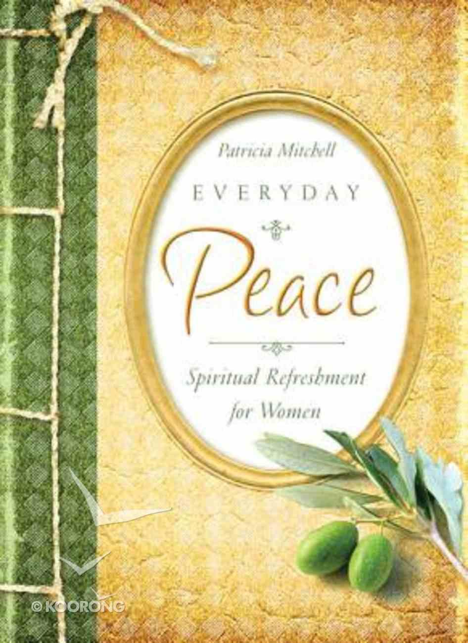 Everyday Peace Hardback